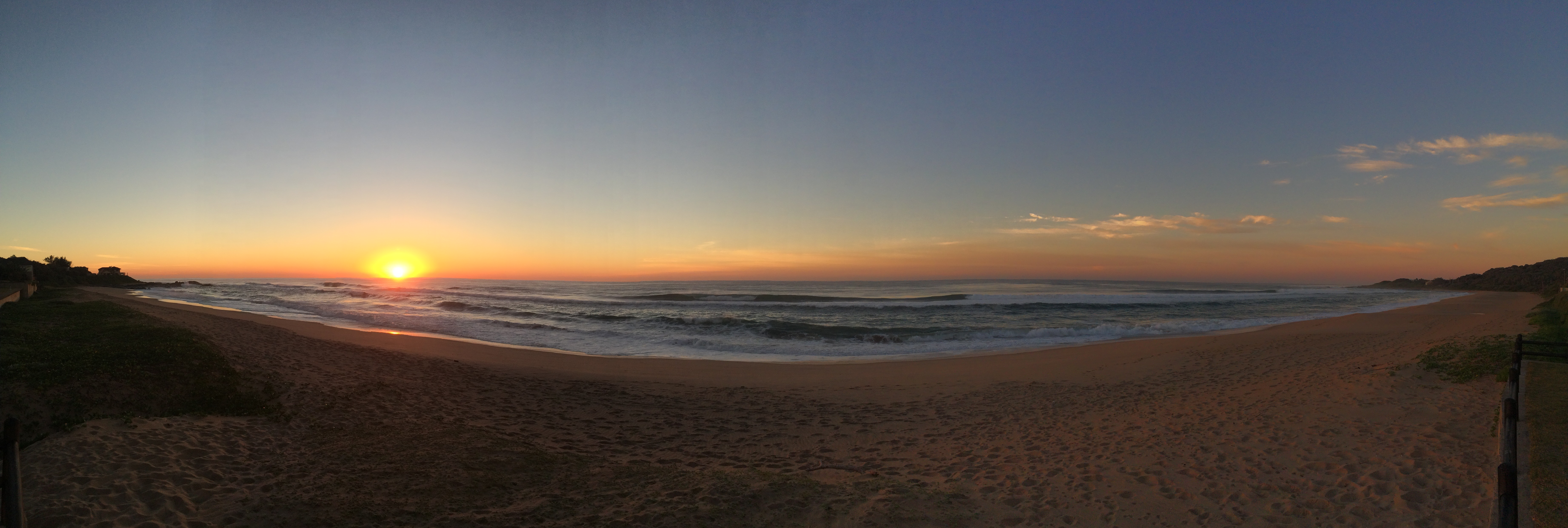 Pano - Sunrise